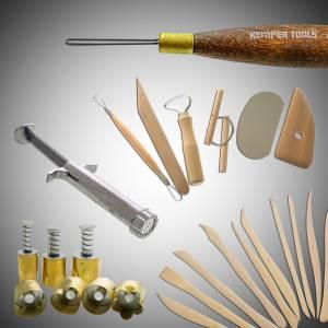 Pottery Clay Tools